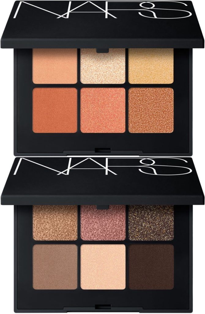 NARS Voyageur Eyeshadow Palette Are a Mere $32 Each