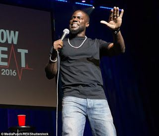 Kevin Hart tops Forbes's List of the highest-paid comedians with $87.5 million   Whatsapp / Call 2349034421467 or 2348063807769 For Lovablevibes Music Promotion   Kevin Hart 37 has dethroned Jerry Seinfeld as the highest paid comedian with his earnings of $87.5 Million. According to Forbes Between June 2015 and June 2016 Kevin Hart made $87.5 million - over $30 million more than longtime earnings leader Jerry Seinfeld who made $43.5 million.Combined the worlds 10 highest-paid comedians made…