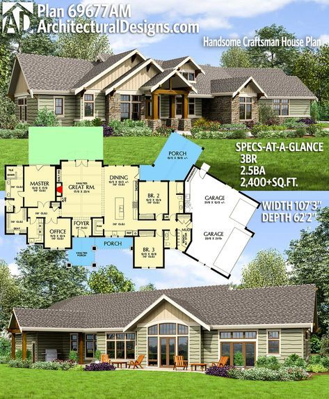 Craftsman House Plans Sq Ft on square foundation house plans, 2 beds house plans, single level house plans, southern house plans, 2400 sq foot home, 24 foot house plans, range house plans, 4 bedroom house plans, family living house plans, 2400 sf house plans, slab house plans, craftsman ranch house plans, 3 beds house plans, vinyl siding house plans, 2400 sq ft home building designs, 1900 sq foot house plans, 640 sq ft. house plans, two story house plans, 2400 sq ft garden,
