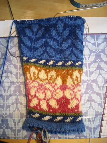 1284 best coloured knitting/ Fair Isle images on Pinterest | Knit ...