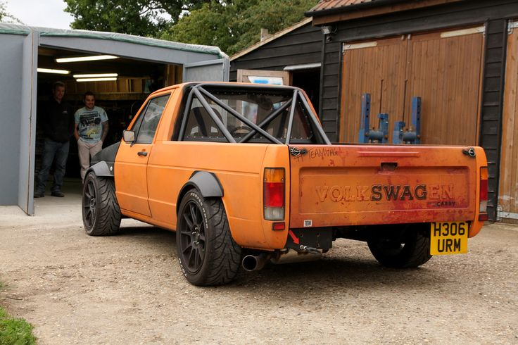 Page 3 of 5 - Mk1 Caddy, Quattro 4x4, BAM 1.8T - posted in Readers Rides....: That roll cage looks awesome!