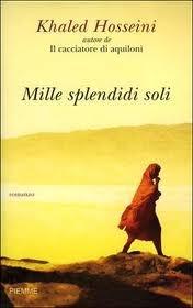 """Mille splendidi soli"" K. Hosseini"