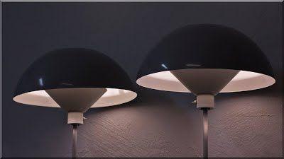 skandináv lámpa