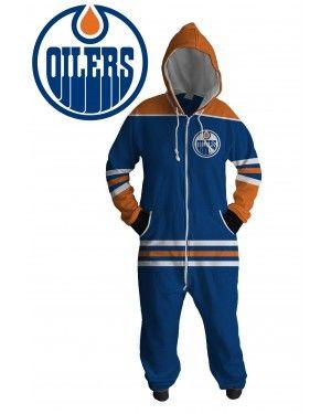 Edmonton Oilers Onesie