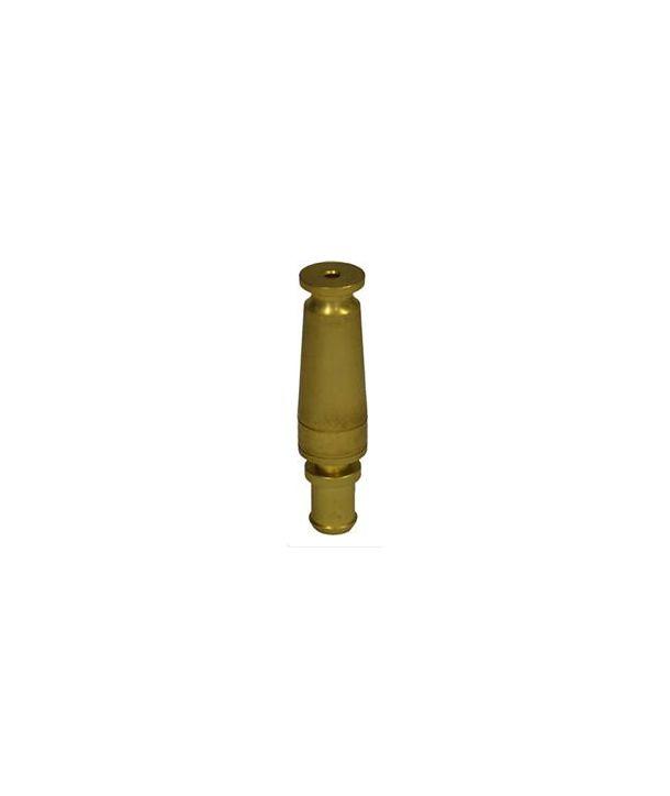 19 mm, brass, jet fire hose reel nozzle. Buy online, free shipping NZ wide.