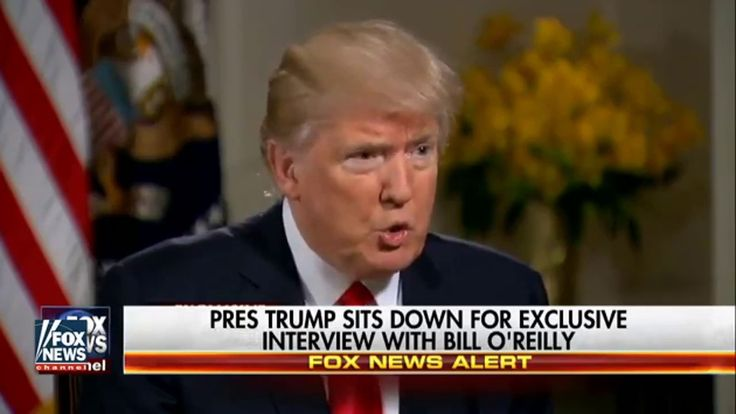 "Bill O'Reilly's Super Bowl Interview with President Trump - Fox News | Off Topics  Prior to the kickoff of Super Bowl LI Bill O'Reilly asked President Donald Trump about the rollout of the travel ban stipulated in his executive order.  ""I think it was very smooth: You had 109 people out of hundreds of thousands of travelers and all we did was vet those people very very carefully"" Trump said in the exclusive interview.  The ban was later blocked by a federal judge in Washington state pending…"