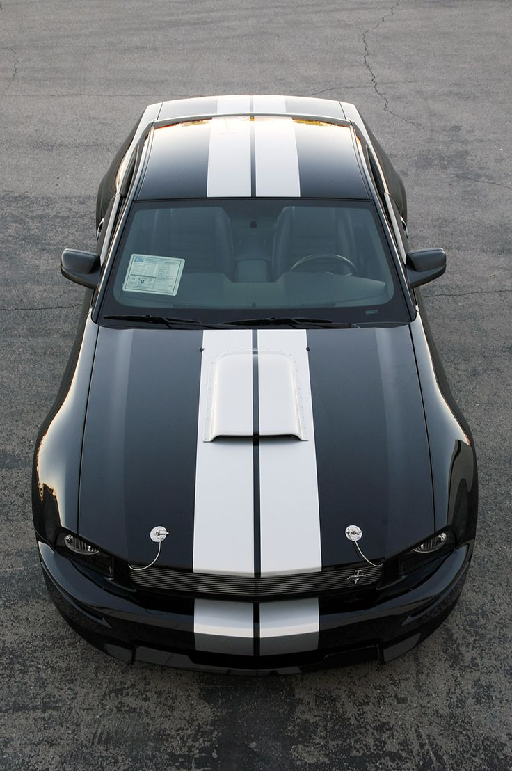 Shelby announces widebody kit for the 2005 2009 ford mustang