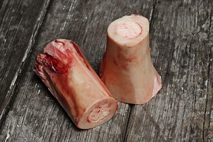 Bio hovězí morková kost z Mikrofarmy