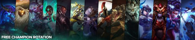 cool Free Champion Rotation, Week of September 5th