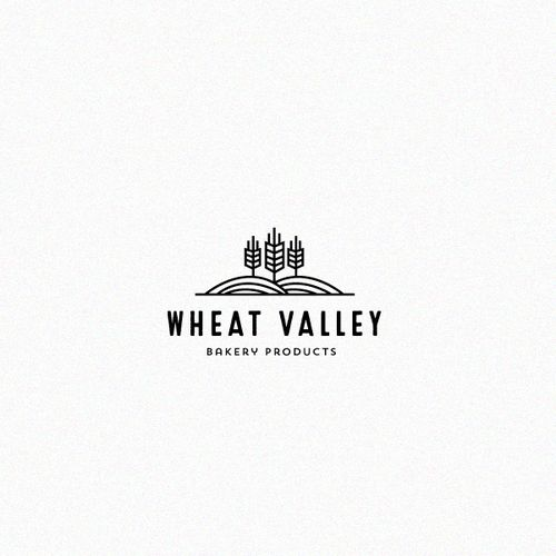 Logo for wheat valley