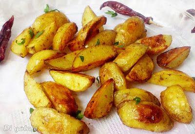 Di gotuje: Pieczone ziemniaki