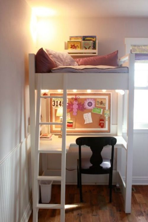 Cozy Homework center and loft Inspiring Homework Center Ideas on Frugal Coupon Living. Organize your life and home before the Back to School Season. Home Organizing Tips Ideas.