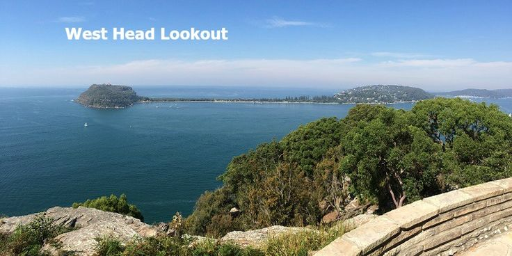 West Head lookout in Ku-ring-gai Chase National Park offers breathtaking views…