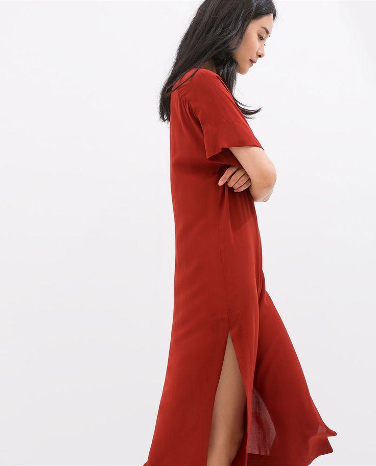 Image 4 of LONG TUNIC from Zara