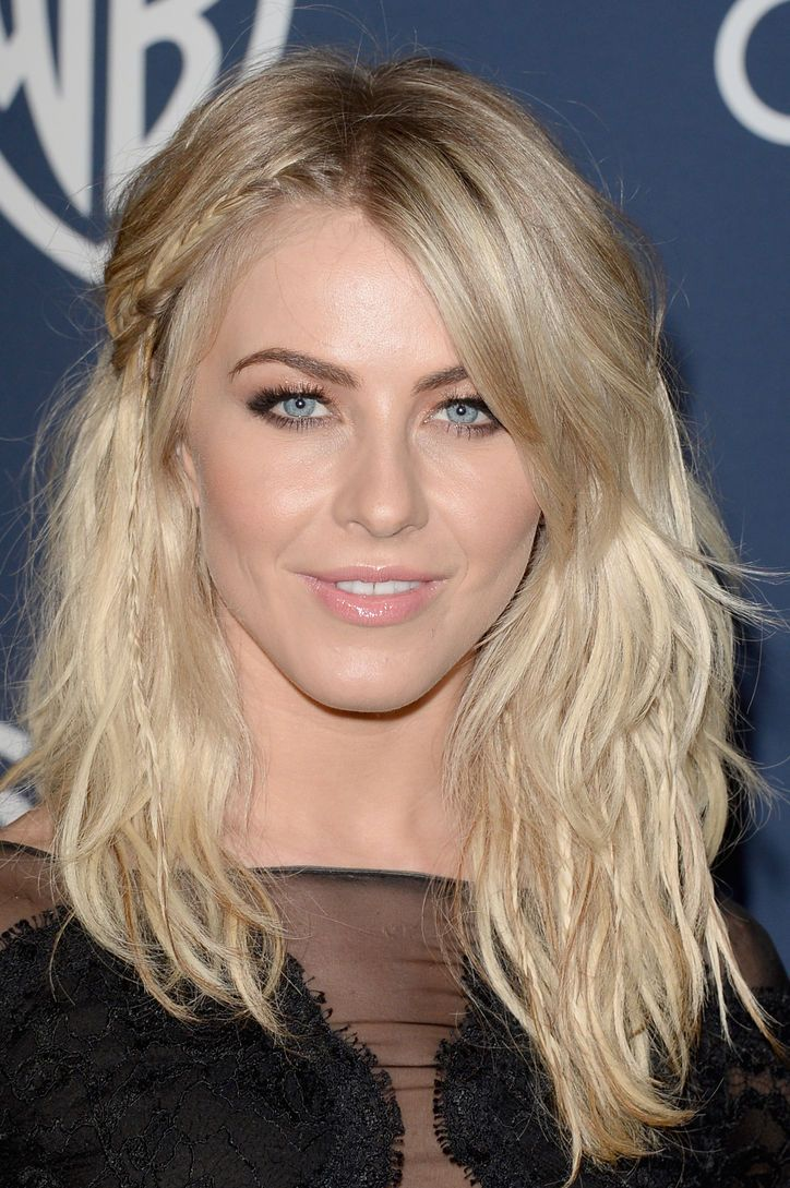 Julianne hough s short hair updo popsugar beauty - 4 Million Celebs Went Out With This In Their Hair This Weekend What S The Story Here