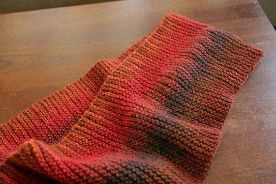 Punti maglia adatti alle sciarpe