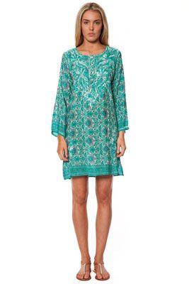 Платье-туника (платье-кафтан)   Кому подходит и с чем носить платье-туника (платье-кафтан)