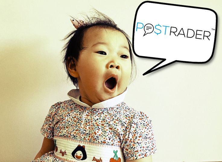 She just realized: She will get 50 EUR after Postrader registration. https://postrader.at/sign-up #postrader #freemoney #workfromhome #onlinejob #sharingeconomy #share4share #sharing #future