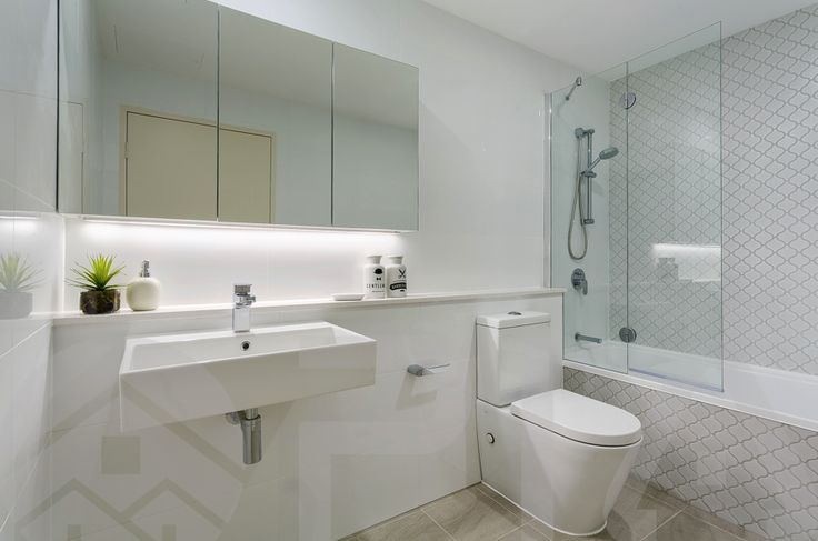 Messiter Campsie Apartment Bathroom finish