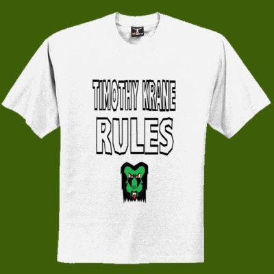 Mens Timothy Krane Rules