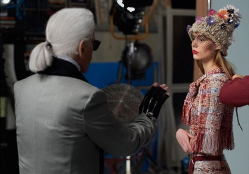 A Closer Look At CHANEL SS15 #chanel #karllagerfeld #lookbook