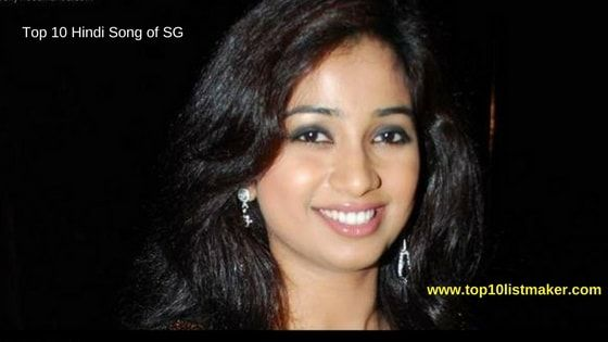 #Top10ShreyaGhoshalHindiSongs  Top 10 Hindi Songs of Shreya Ghoshal