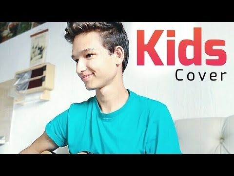 Kids - OneRepublic (Cover by Dragos) - YouTube