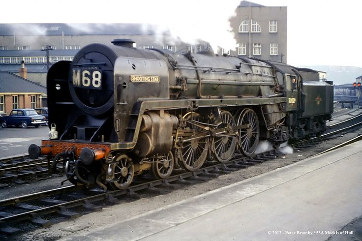 70028 Shooting Star 11/04/1961 - Bristol Temple Meads.