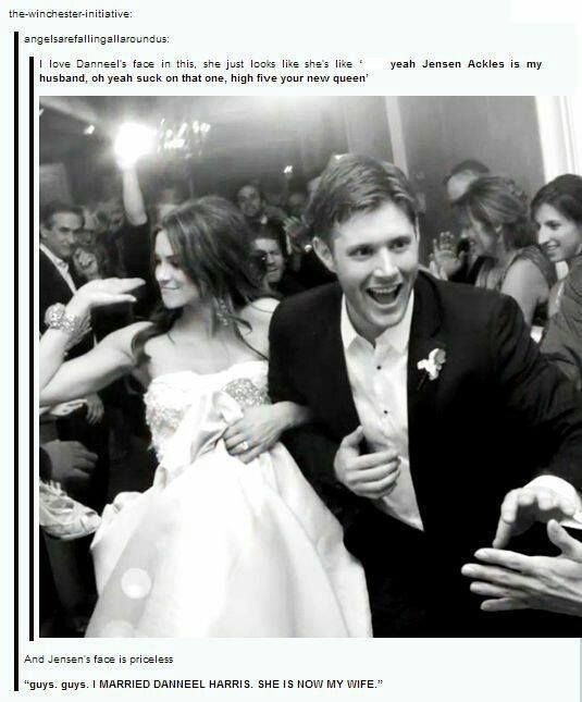This is what I hope both my future husband and my's face look like on our wedding!!! Best wedding picture ever! :)