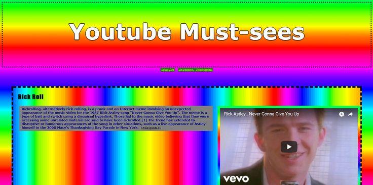 Brennan's Youtube Portal