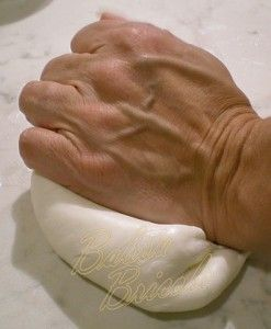 recette de la porcelaine froide