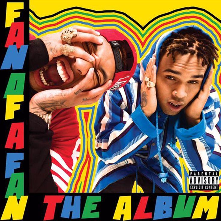 """Découvrez la tracklist et la pochette haute en couleur du nouvel album de Tyga & Chris Brown intitulé """"Fame Of Fame: The Album"""""""