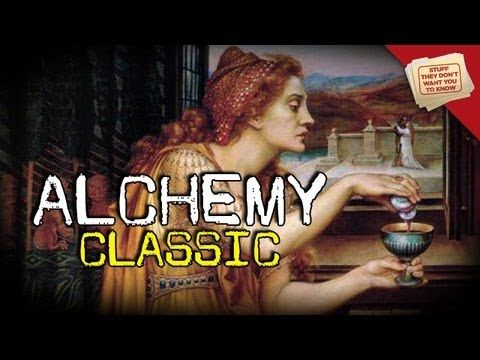 What is alchemy? - CLASSIC