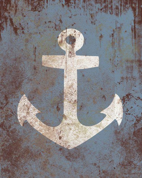 Nos encantan las anclas! We love anchors