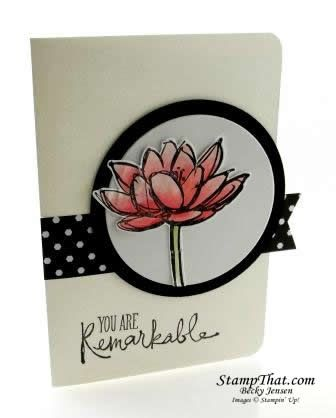 Stampin' Up! Remarkable You stamp set