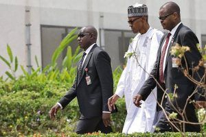 WELCOME TO ZEEHBLOG: Why Buhari Missed Today's FEC Meeting – Mohammed