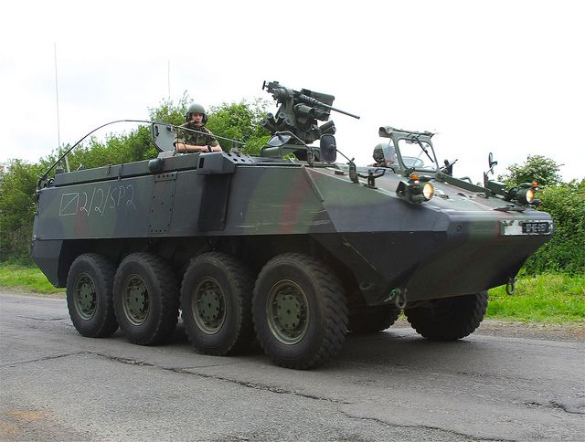 irish military | Irish Army Mowag APC ( Armoured Personnel Carrier ) | Flickr - Photo ...