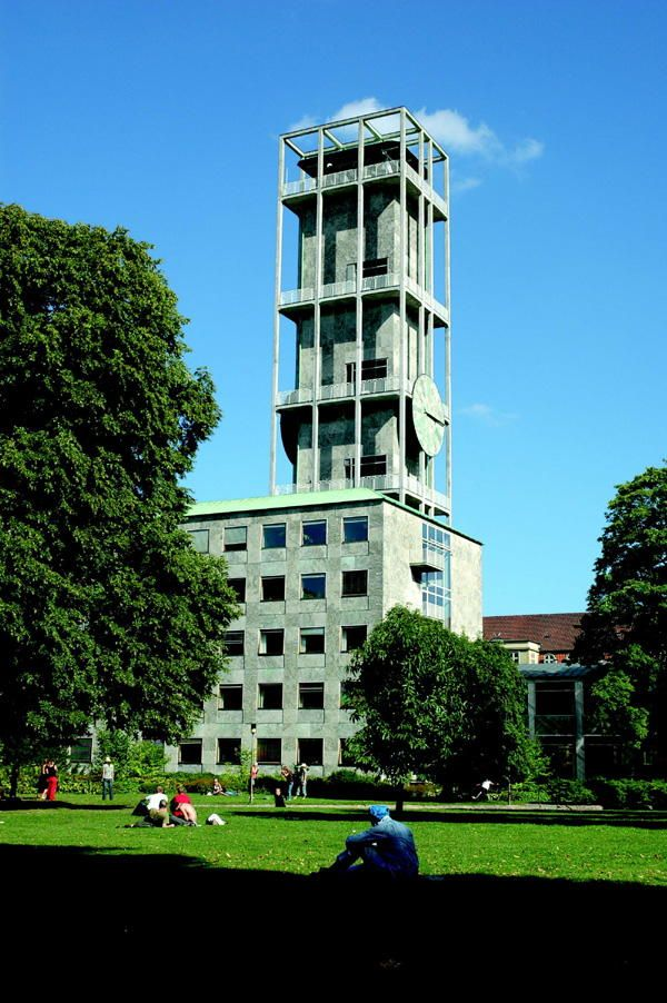 Aarhus City Hall Denmark by Adrian Pye on 500px