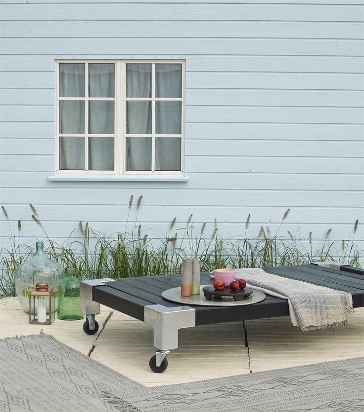 plus danmark deens design - Designer Gartenliege Selber Machen