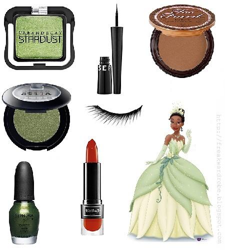 Princess Tiana Makeup: 224 Best Princess And The Frog Wedding Theme Images On
