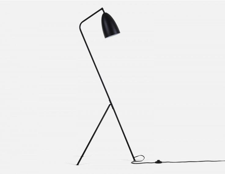 Hopper Floor Lamp Black Floor Lamp Black Floor Lamp Lamp