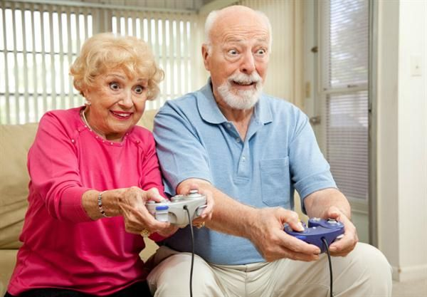 Video gamers are considered to be only young people. That is not necessarily true, gamers are of all ages.
