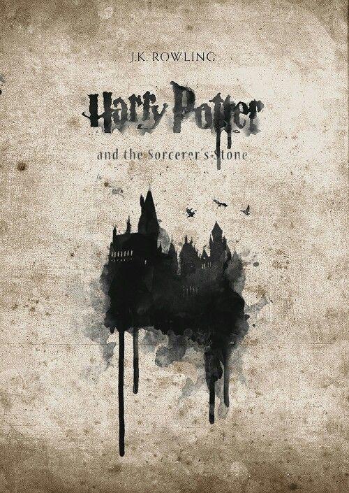 Дж. Роулинг. Гарри Поттер bookcovers by Nir Vana, 2015