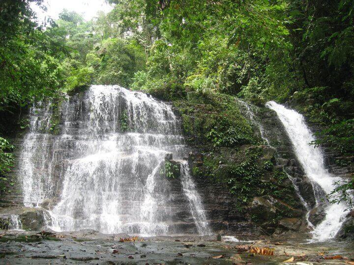 Kubah National Park Juga Terletak Di Kaki Gunung Serapi Sebelum Sungai Rayu Matang Https Www Ilovekch Com Thingstod Kuching Outdoor Waterfall
