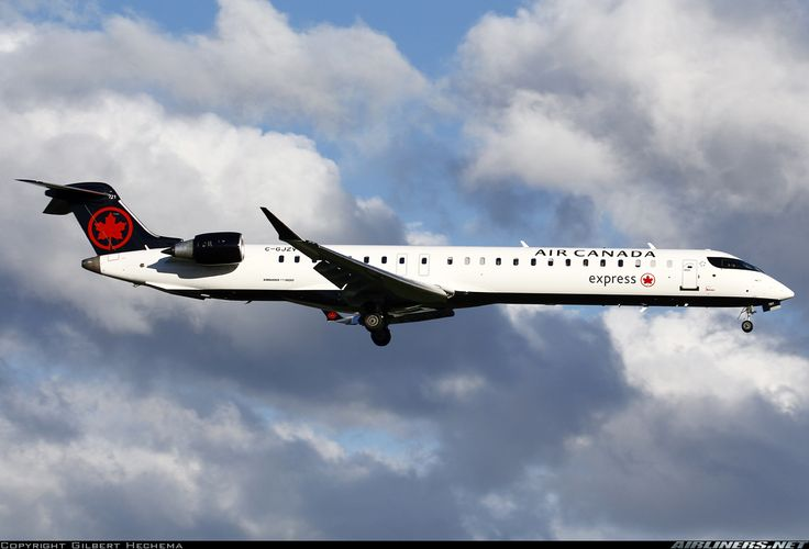 Bombardier CRJ-900LR (CL-600-2D24) - Air Canada Express | Aviation Photo #4400351 | Airliners.net