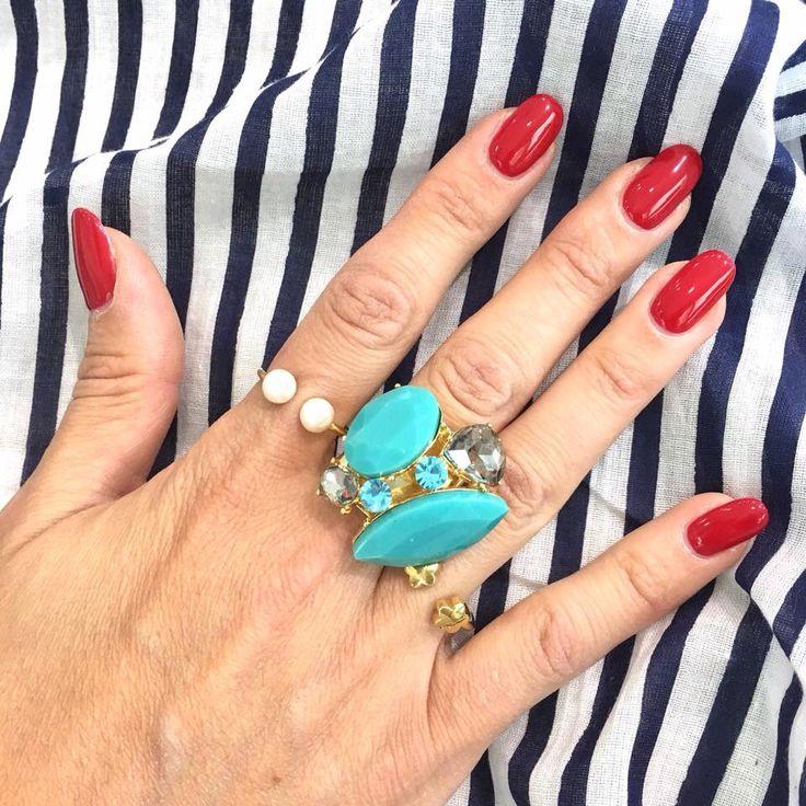 Anello ALIBEY manliobutique.com #rings #jewelry