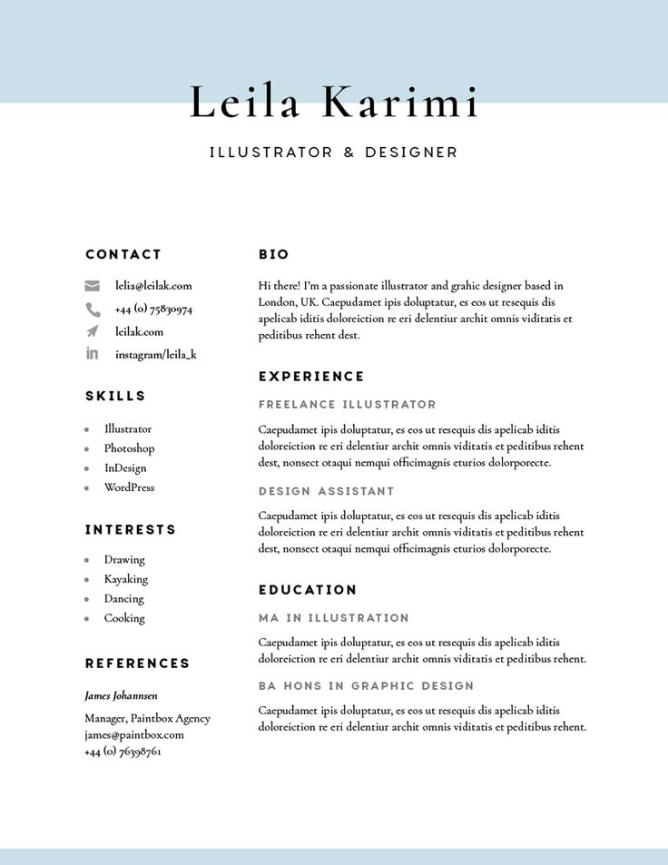 ... Layouts Best 25+ Create A Cv Ideas On Pinterest Resume Ideas, Resume  And   Great ...  Great Resume Layouts