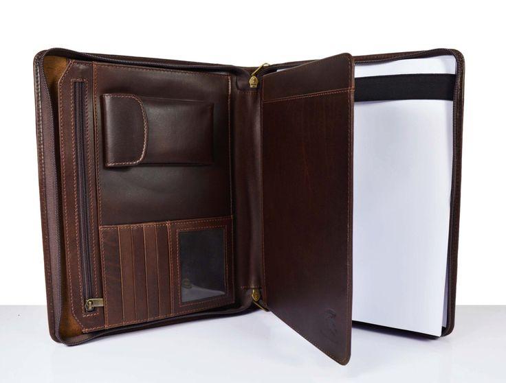 1000  ideas about leather portfolio on pinterest