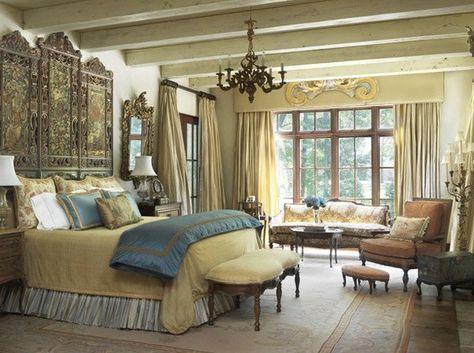 Die besten 25+ Schlafzimmer in toskanischem Stil Ideen auf - schlafzimmer style