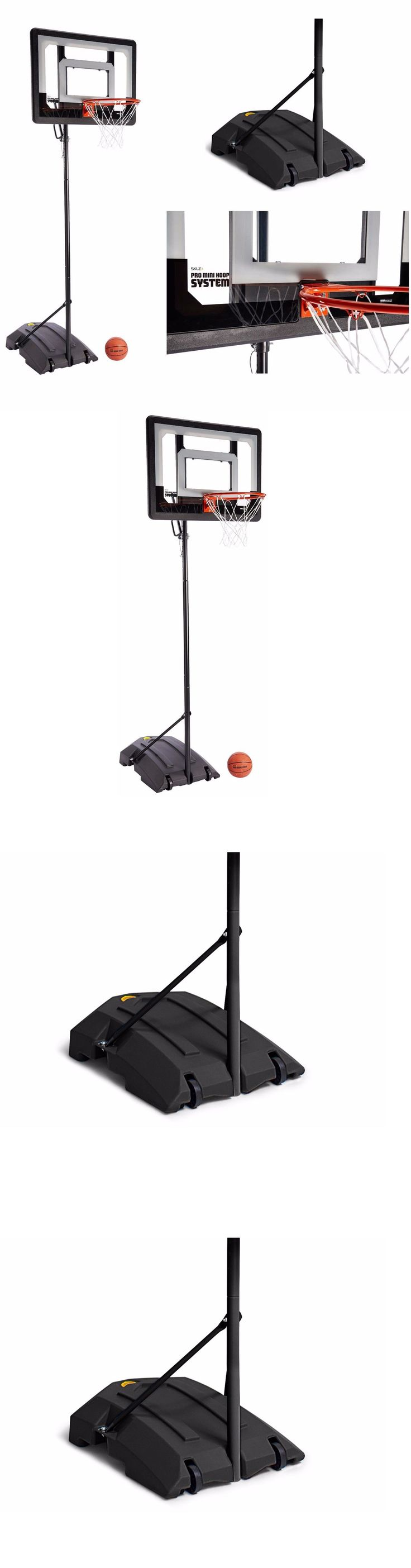 Backboard Systems 21196: Portable Basketball System Adjustable Backboard Hoop Goal Wheeled Net Court -> BUY IT NOW ONLY: $157.3 on eBay!